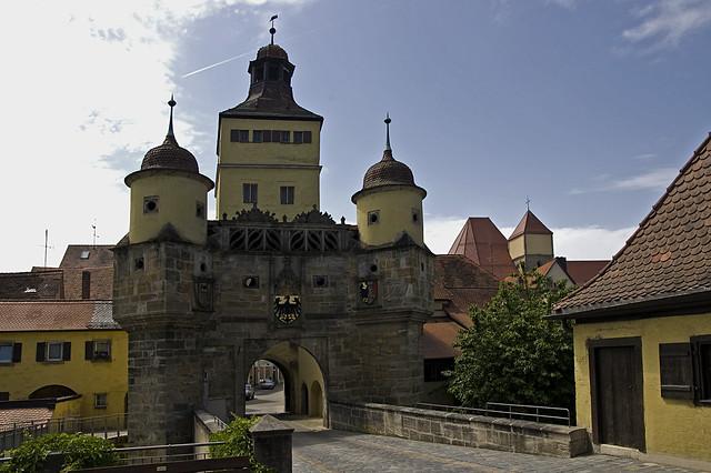 Weißenburg - Ellinger Tor