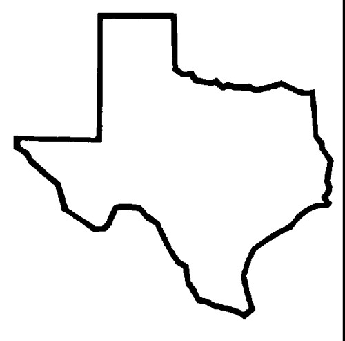 Texas outline for tattoo flickr photo sharing for State outline tattoo