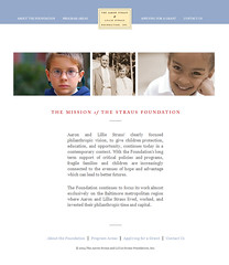 Foundation Website (2004)