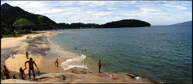 ... da praia de Conceição de Jacarei | Flickr - Photo Sharing