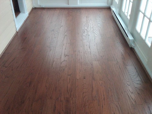 Distinct features of softwood from hardwood flooring