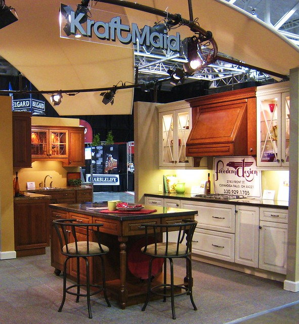Great Big Home Garden Show Ix Center Cleveland Ohio Pics From Freedom Design Kitchen