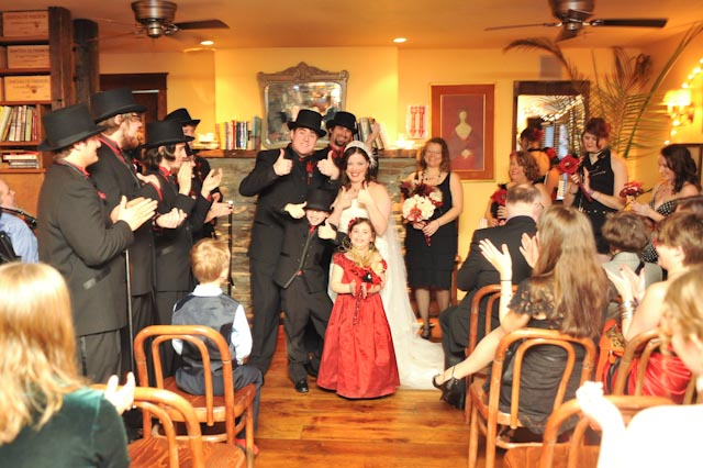 Wedding Vows For Blended Families Kids Say We Do Too