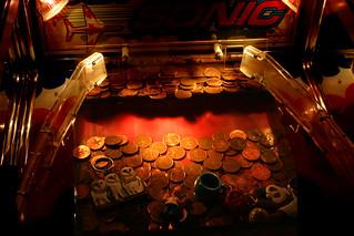 A devilish casino