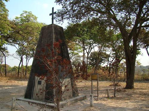 Memorial de Livingstone en Chitambo