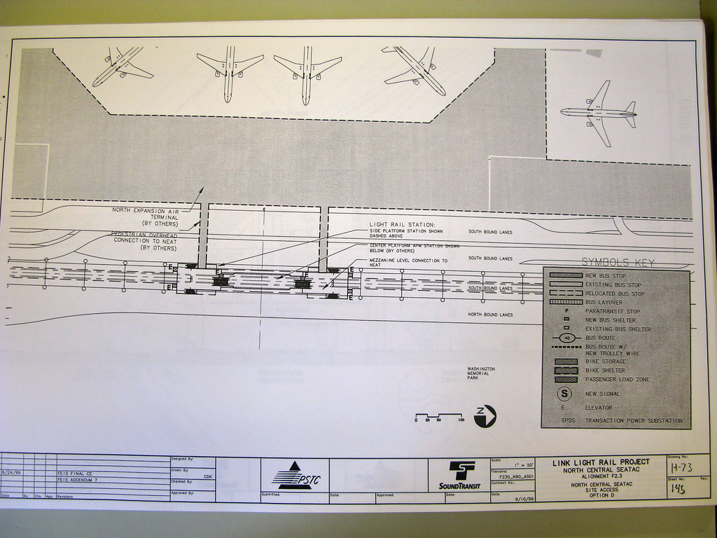 Tacoma Link Light Rail Page 4 Skyscrapercity Start Stop Station Wiring Diagram Parallel North Airport Terminal Plan By Oran Viriyincy On Flickr