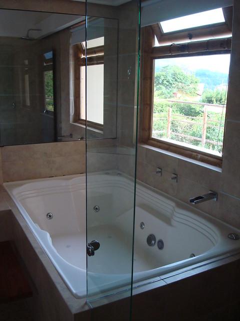 Tinas De Baño Para Mobile Home:Baño principal casa Ruiz
