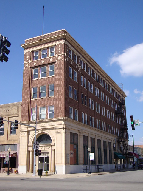 Morrilton (AR) United States  city photos : Old First National Bank Morrilton, Arkansas by courthouselover