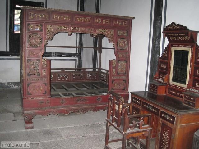 安昌古镇 石雕馆 (47)