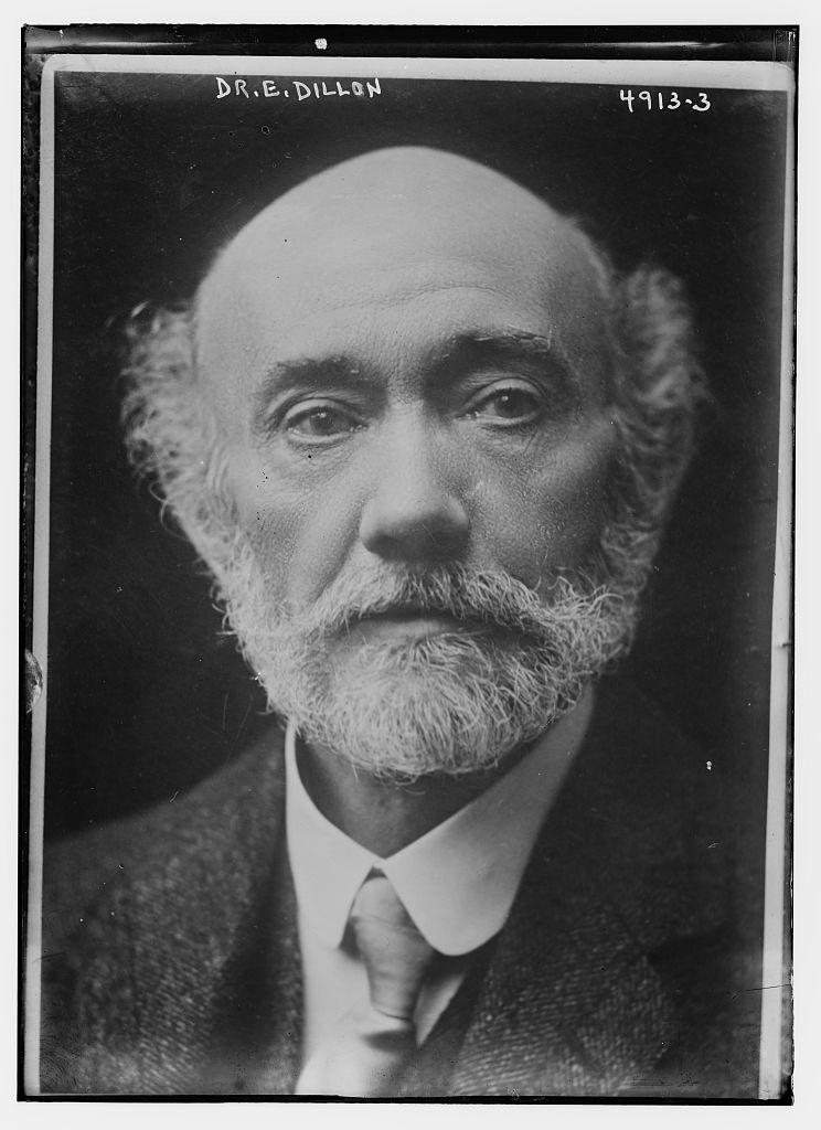 Dr. E. Dillon (LOC)