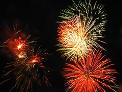 Fourth of July Night Sky