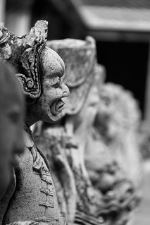 Faces of stone 2