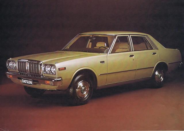 1977-78 Datsun 200L (C230)