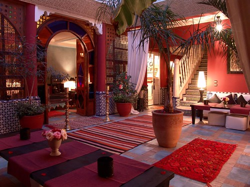 Riad eden riad medina marrakech 31best for Best riads in marrakesh