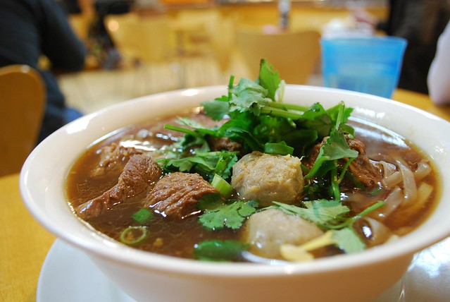 Thai Beef Noodle Soup - Spicy Noodle AUD8.90 | Flickr - Photo Sharing!