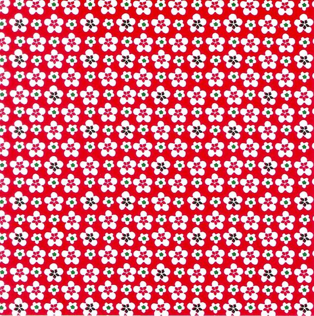 Japanese Floral Patterns