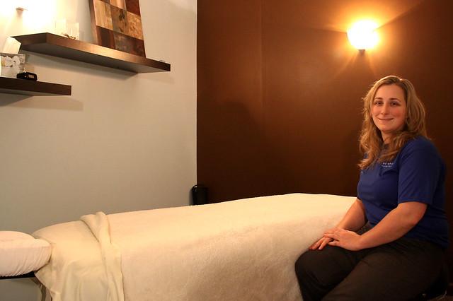 Massage Therapist Room Rent In Liverpool