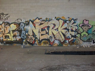 nerk kc boston graffiti