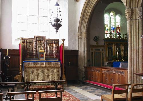 Blisland Church, Cornwall