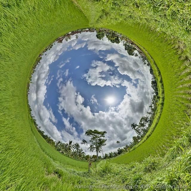Bali Sky Planet