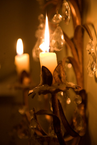Candlelit by peterkelly