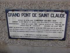 Jura, Saint Claude