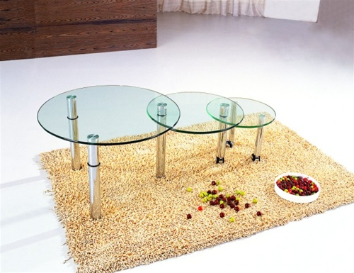 Caro Expandable Coffee Table Set
