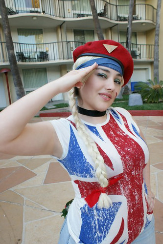 Union Jack/UK Pride Cammy