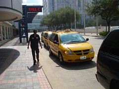 Yellow Cab Houston Taxi Convention Center