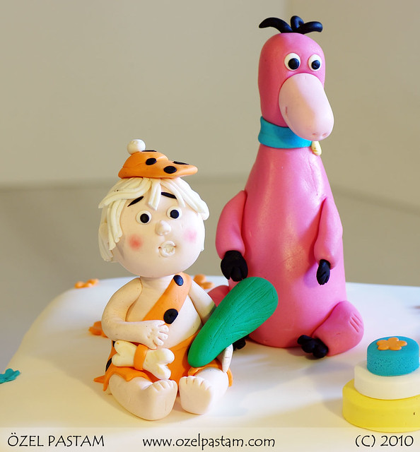 Flintstones Cake Decorations