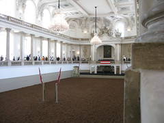 The Spanish Riding School - Vienna