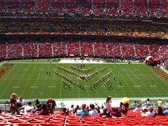 Redskins Marching Band