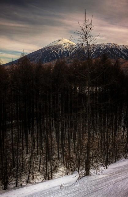 Photo:冬の山 By:jasohill