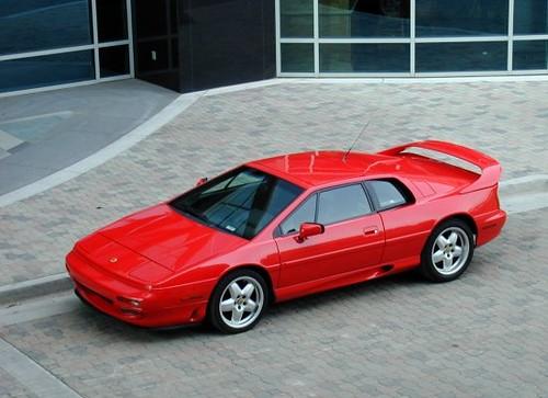 1995 Lotus Esprit S4S