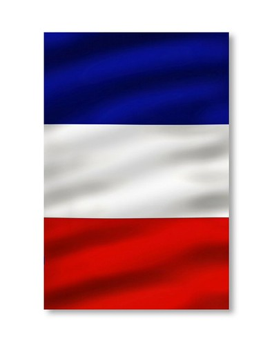 Event Prop Hire's French Flag