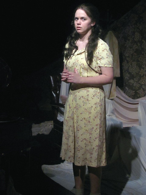 analysis of laura in the glass menagerie Tennessee williams' glass menagerie: summary & analysis at this point, that laura and her glass menagerie break when they both become exposed to the outside world, represented by jim in the same manner, although not very amanda analysis glass menagerie jim laura summary tennessee.
