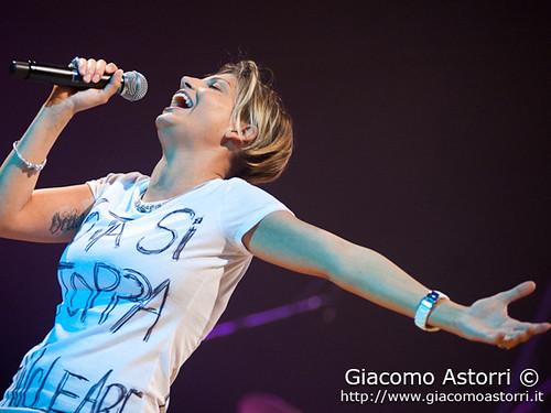 Emma Marrone in concerto alle Ciminiere di Catania$