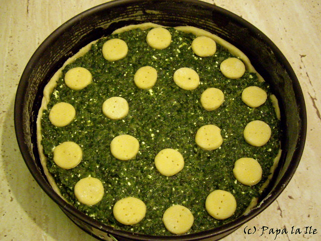 Tarta cu spanac (8)