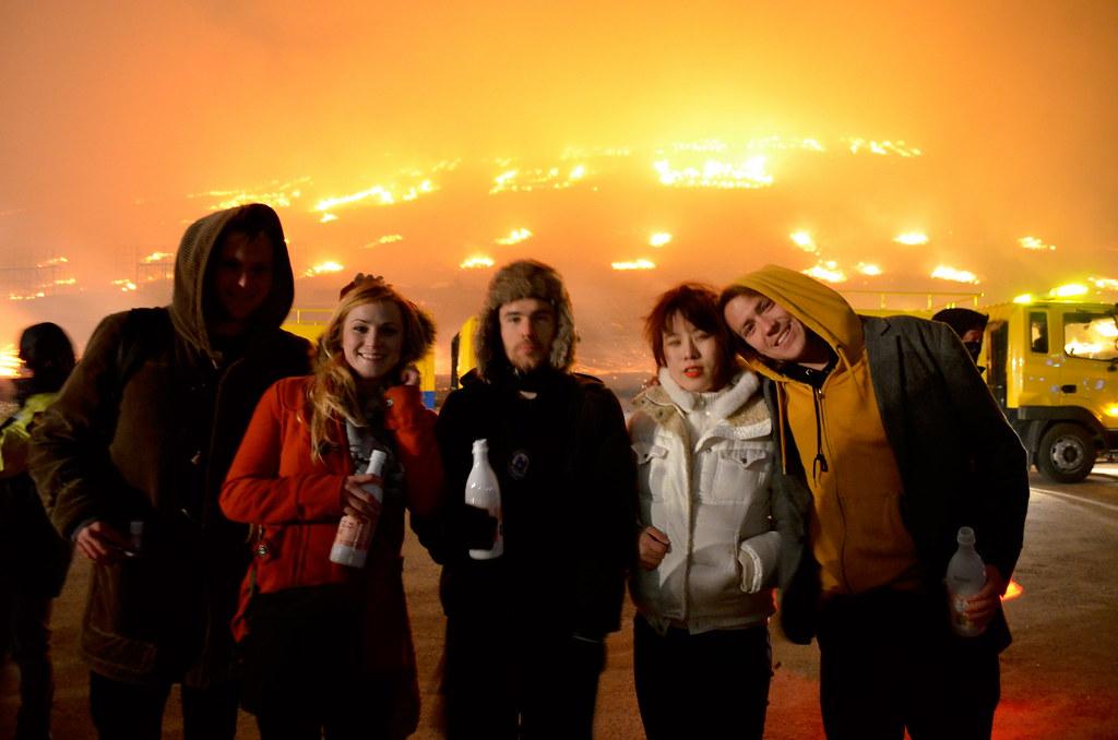 Jeju Fire Festival (2014) 21