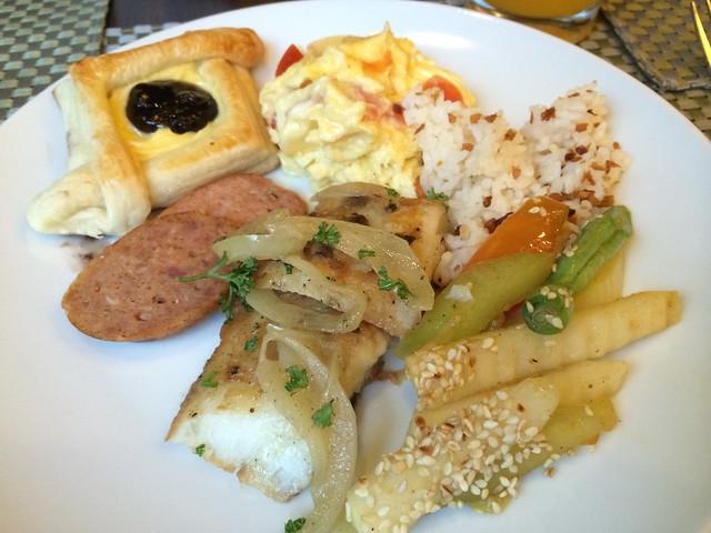 Breakfast #2 - Best Western Hotel La Corona