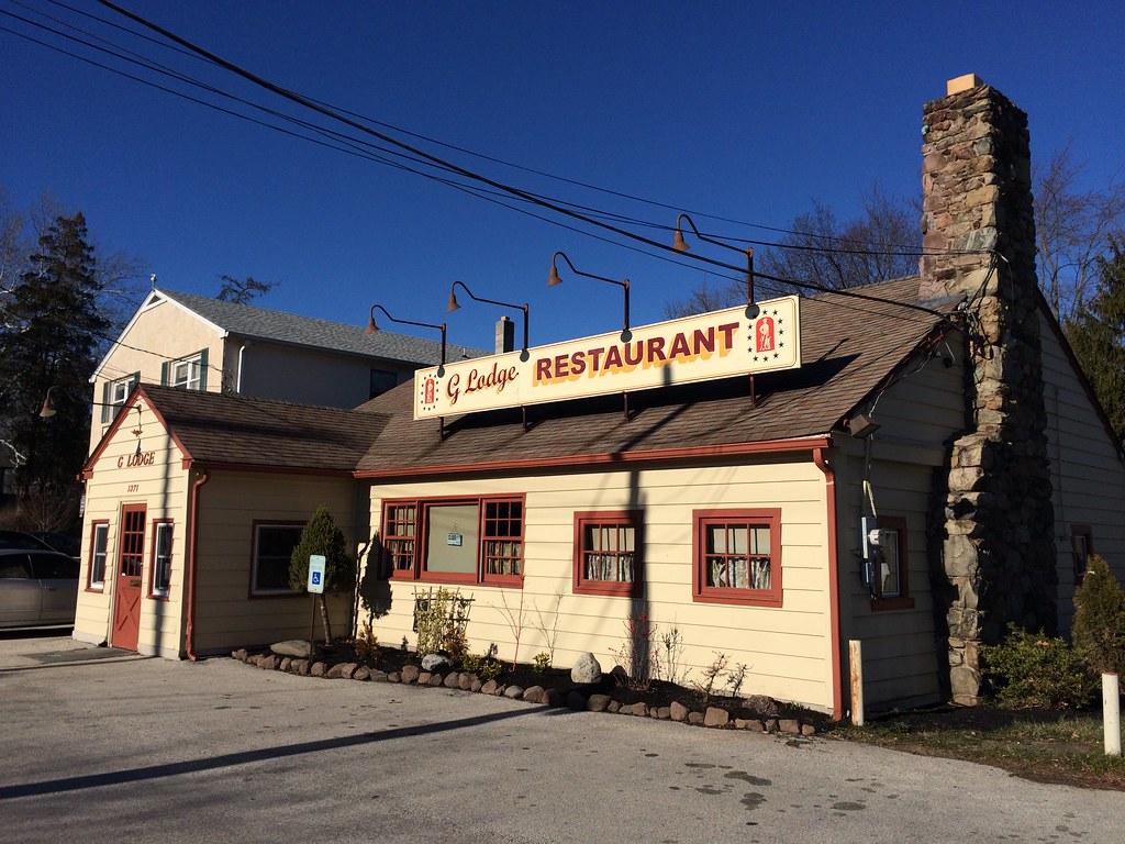 G Lodge Restaurant Phoenixville PA Pennsylvania - Retro Roadmap