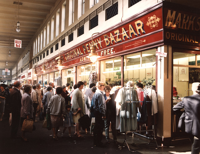 Marks & Spencer Original Penny Bazaar