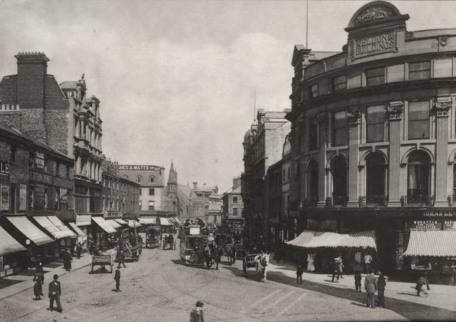 Blackett Street