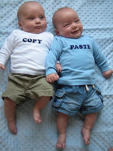 copy&paste