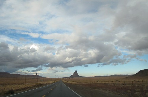 REZ, Monument Valley, Clouds, Arizona, Sout… IMG_1296