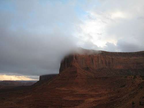 REZ, Monument Valley, Clouds, Arizona, Sout… IMG_1301