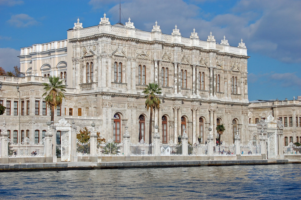 Dolmabahce Palace, Istanbul, Turkey (Nov 2009)