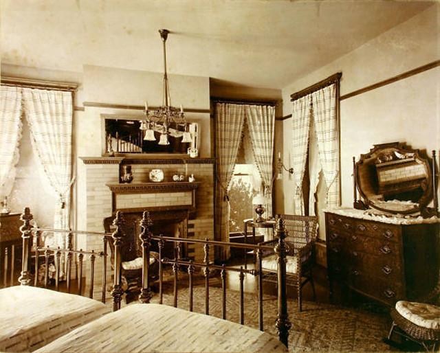 Bedroom 1910s Flickr Photo Sharing