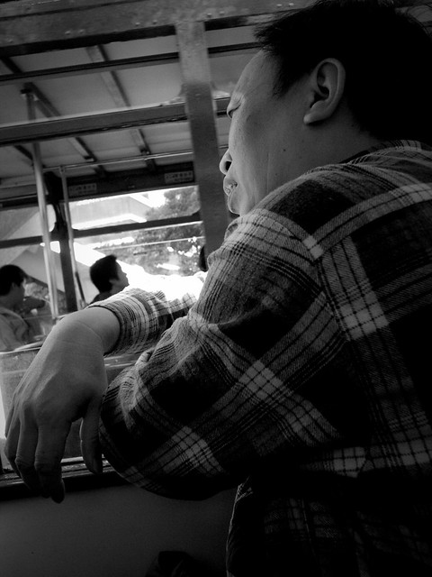 Chit-Chat on the tram