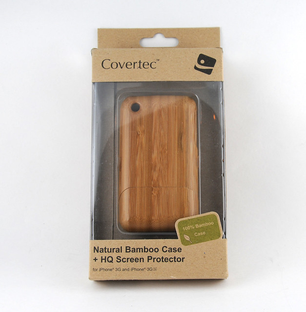 Covertec Bamboo